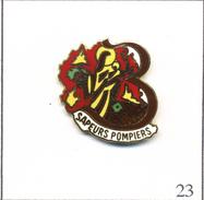 Pin´s - Pompiers - SP De Beaune (21). Non Estampillé. EGF. T529-23 - Pompiers