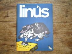 ANC. REVUE / ITALIEN / FUMETTI / LINUS  N° 72  / ANNO  7  /   MARZO  1971 - Livres, BD, Revues
