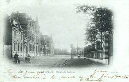 N°53982 -cpa Roubaix -hospice De Barbieux- - Roubaix