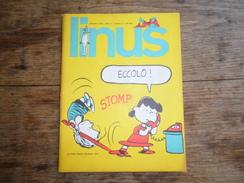 ANC. REVUE / ITALIEN / FUMETTI / LINUS  N° 9  / ANNO  9  /   SETTEMBRE   1973 - Livres, BD, Revues