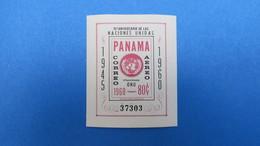 Panama,  Bloc Feuillet -  15° Aniversario De Las Naciones Unidas ONU  1960  Neuf** - Panama
