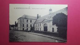 62 PAS DE CALAIS, MONTREUIL SUR MER, Ecole Primaire Supérieure, (Magnier-Leclercq) - Montreuil