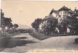64 - CAMBO - Château  Celhaya - Cambo-les-Bains