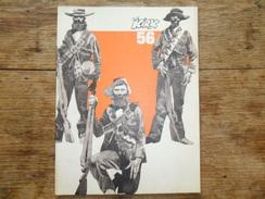 ANC. REVUE / ITALIEN / FUMETTI /  SGT  KIRK 56     / ANNO  IX /    LUGLIO - AGOSTO    1978 - Livres, BD, Revues