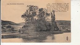 64 -  BEHOBIE - L'île Des Faisans - France
