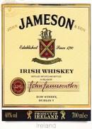 CARTE POSTALE :WHISKY JAMESON IRLANDE - Posters