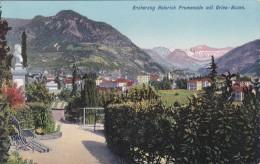 Erzherzog Heinrich Promenade Mit Gries-Bozen (2187) - Bolzano (Bozen)