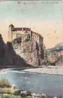 Burg Runkelstein (2360) * Karte Von 1900 * 25. 9. 1906 - Bolzano (Bozen)