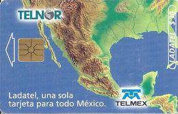 Ladatel / Telnor / Telmex Phone Card With Smart Chip - Télécartes