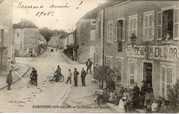 Dampierre Sur Salon - La Croisée Des Routes - Sonstige Gemeinden