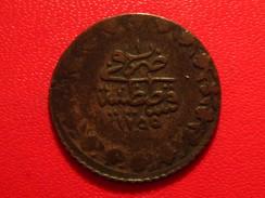 Turquie - 20 Para 1255 An 1 - 1841 - Billon 0524 - Turquie