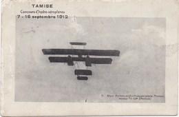 Tamise Temse Concours D' Hydro-aéroplanes 7-16 Septembre 1912 Maur Farman (pilote: Renaux) Moteur 70 HP Renault - Temse