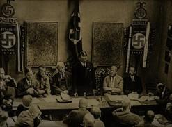 Militaria WW2  - Réunion Du Parti Nazi à Munich En 1925 - 1939-45