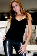 Photo Couleur Originale Nu Adulte - Jolie Pin-up Sexy Des Temps Modernes,Tenues Légères - Pin-ups