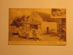 Refboite 190 -  Guerre 14/18 - Secteur De L' Yser  Autochapelle Ste Elisabeth Armée Belge  Oldtimer Messe Religion - Guerra 1914-18