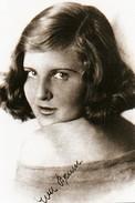 Militaria WW2 - Eva Braun, La Fiancée  D'Hitler Photographiée à 18 Ans - 1939-45