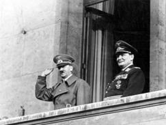 Militaria WW2 - Adolf Hitler Et Herman Goering - 1939-45