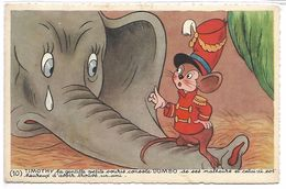 WALT DISNEY - DUMBO N° 10 - Disney