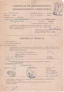 Österreich 1945 - Certificat De Demobilisation - Entlassungs-Urkunde (29381) - Dokumente