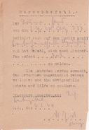 Deutsche Wehrmacht - Marschbefehl - Art. Abt. 737 - Dienststelle Feldpost Nr. 39155 - 1944 (29386) - Documents