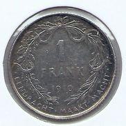 ALBERT I * 1 Frank 1910 Vlaams * Prachtig * Nr 9423 - 07. 1 Franco
