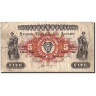 Northern Ireland, 5 Pounds, 1940, 1940-11-04, KM:52b, TB - Irlande