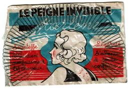 C1930 Le Peigne Invisible Marlène - Voir Scan - Accessories