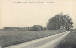 TRAPPES FERME DE LA VILLE DIEU 78 - Trappes
