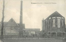 TRAPPES FERME DE LA VILLEDIEU 78 - Trappes