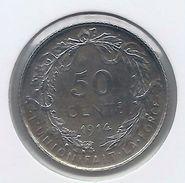 ALBERT I * 50 Cent 1914 Frans * Prachtig * Nr 9438 - 1909-1934: Albert I