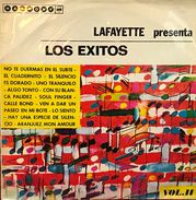 LP Argentino De Lafayette Año 1967 Reedicion - Instrumental