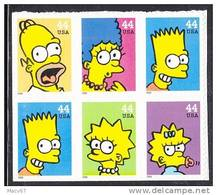 U.S.  4403 A The SIMPSONS   ** - United States