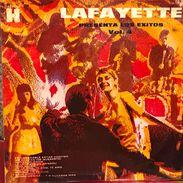 LP Argentino De Lafayette Año 1969 - Instrumental