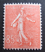LOT BP/92 - 1924 - SEMEUSE LIGNEE - N°204 - LUXE - NEUF** - BON CENTRAGE - Cote : 32,40 € - France