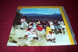 FOLKLORE CATALAN  ° CHANTS POPULAIRES CATALANS COBLA BARCELONA  / JUAN MORATA  4 TITRES - Collections Complètes