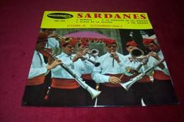 FOLKLORE CATALAN  ° SARDANES  / COBLA COMBO GILI     4 TITRES - Complete Collections