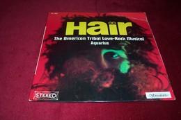 BOF  °  HAIR / THE AMERICAN TRIBAL LOVE ROCK MUSICAL AQUARIUS  ° THE GRAHAM WALKER SOUND - Soundtracks, Film Music