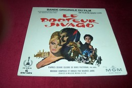 BOF  ° LE DOCTEUR JIVAGO  / LE THEME DE LARA   /  4 TITRES - Soundtracks, Film Music