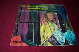 BOF  ° LES PARAPLUIES DE CHERBOURG  / MICHEL LEGRAND   4 TITRES - Soundtracks, Film Music