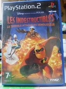 Sony Playstation 2 PS2 LES INDESTRUCTIBLES FR / Tbe FONCTIONNEL COMPLET - Sony PlayStation