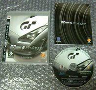 JEU PS3 PLAYSTATION 3 GRAN TURISMO 5 PROLOGUE COMME NEUF FRANCAIS - Sony PlayStation