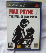 Sony Playstation 2 PS2 MAX PAYNE 2 / FR / Tbe FONCTIONNEL COMPLET - Sony PlayStation