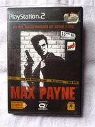 Sony Playstation 2 PS2 MAX PAYNE FR / Tbe FONCTIONNEL COMPLET - Sony PlayStation