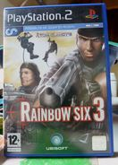Sony Playstation 2 PS2 Tom Clancy's Rainbow Six 3 FR / Tbe FONCTIONNEL COMPLET - Sony PlayStation