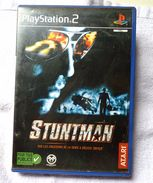 Sony Playstation 2 PS2 STUNTMAN FR / Tbe FONCTIONNEL COMPLET - Sony PlayStation