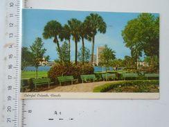 D151324 US  Orlando ,Fla,  Lake Eola Park  1973 Cachet US Postal Service - Orlando