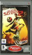 JEU PSP FIFA STREET 2 COMPLET FONCTIONNEL ETAT NEUF - Sony PlayStation
