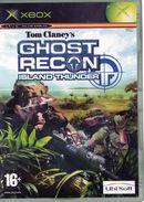 JEU XBOX TOM CLANCEY'S GHOST RECON ISLAND THUNDER FONCTIONNEL TESTE TBE - X-Box