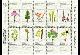 NETHERLAND HOLLAND 2017  Botanical Gardens In The Netherlands - Periodo 2013-... (Willem-Alexander)