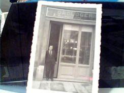 FOTO NEGOZIO  OROLOGERIA E ARMERIA  1940  GC14511 - Mestieri